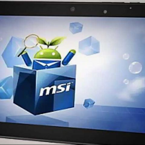 Exclusive: MSI to launch four new tablets in India by July
