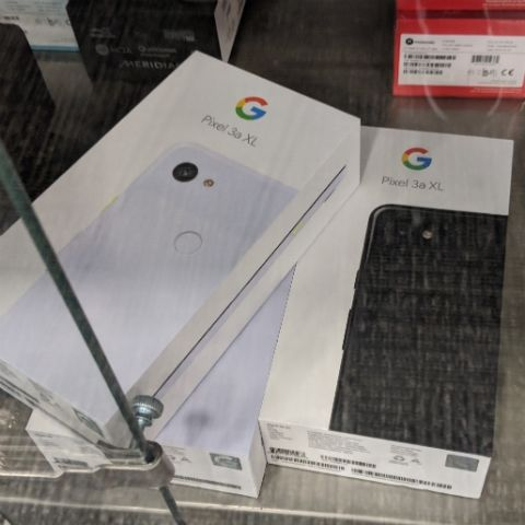 Pixel 3a XL with 6-inch display, 64GB storage spotted at Best Buy Store ahead of May 7 official launch