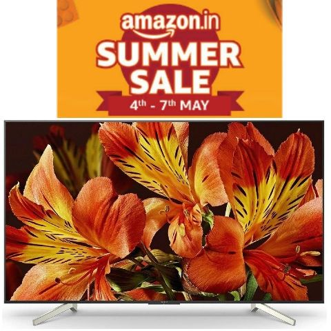 5 TV deals to consider on the Amazon Summer Sale