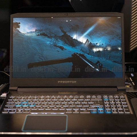 Acer Predator Helios 300 first impressions: worth looking forward to