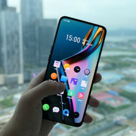 Realme X live images, press renders officially outed ahead of May 15 China launch
