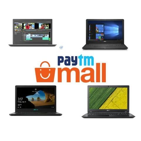 Paytm Mall Back to School Sale: Best deals on laptops for students