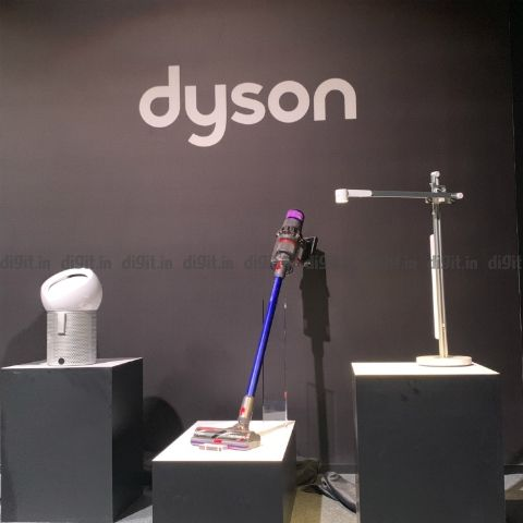Dyson V11 Absolute vacuum cleaner, Pure Cool Me air purifier and Lightcycle task light launched in India