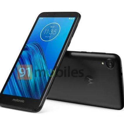 Motorola Moto E6 leaked renders show phone sans fingerprint sensor