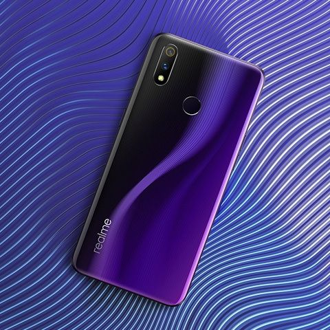 Realme 3 Pro Lightning Purple variant to go on first sale in