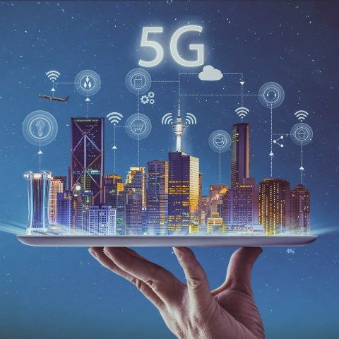 This interactive map tracks 5G rollouts in cities across the world