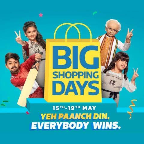 Flipkart Big Shopping Days sale: Massive discounts on Honor 9N, Mi TV, Nokia 6.1 Plus, Redmi Note 7 and more