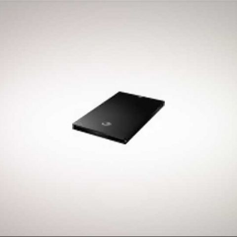 Seagate GoFlex Slim 320GB drive launched