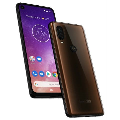 Motorola One Vision with Android One, 48MP camera confirmed to launch in India on June 20