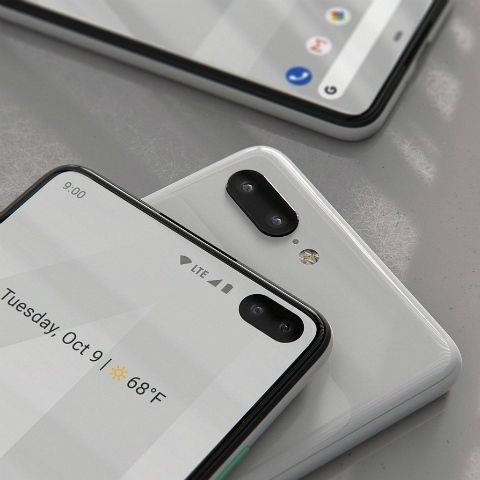 Google Pixel 4 XL latest schematic leak shows dual front cameras inside pill-shaped hole