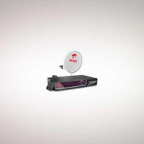 Airtel digital TV gets a new 3D ready HD DVR