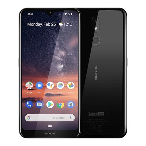 Nokia 3.2 with dedicated Google Assistant button, 6.26-inch HD+ display could soon launch in India