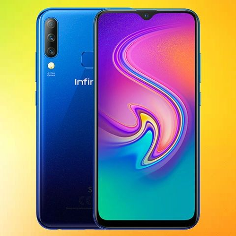 Infinix S4 with 32MP selfie camera and AI-enabled triple