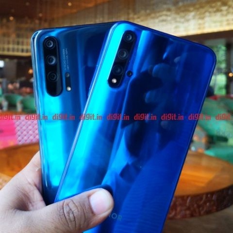 Honor 20, Honor 20 Pro launched globally: Key specs, prices