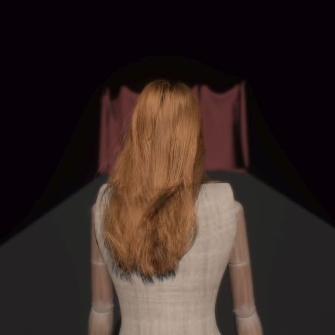 EA shows off realistic hair animation and rendering in the Frostbite engine