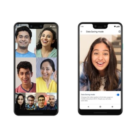Google Duo updated with Group calling and data savings mode in India