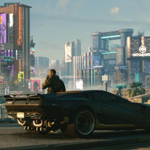 CD Projekt Red will show off Cyberpunk 2077 gameplay at E3 2019