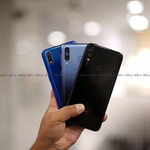 Xiaomi Redmi Note 7 Pro vs Realme 3 Pro vs Samsung Galaxy M30 camera comparison: In search of the best mid-range camera