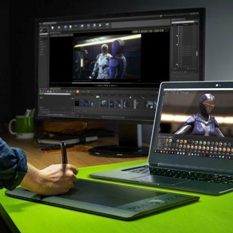 Nvidia announces Studio laptops aimed at creators and Nvidia Quadro RTX GPUs for laptops
