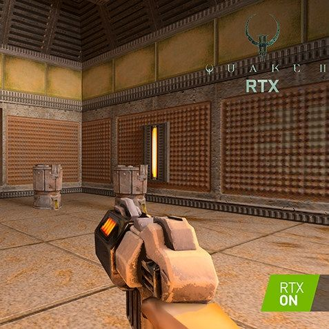 Wolfenstein: Youngblood and Quake II get ray-tracing support