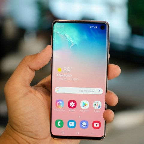 Samsung Galaxy S10 Series gets vibration feedback for