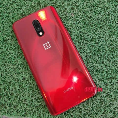 OnePlus 7 getting OxygenOS 9.5.5 update with camera improvements, May security patch