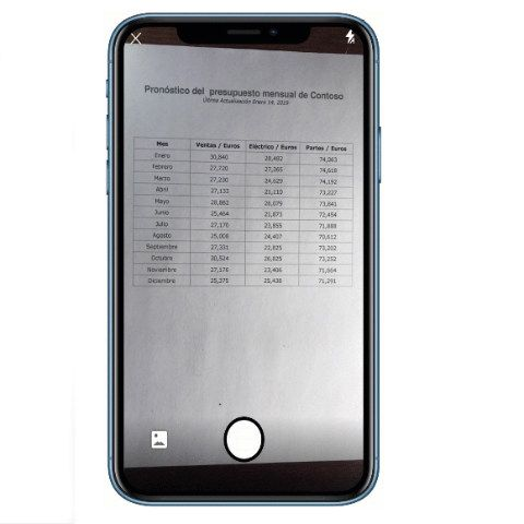 Microsoft introduces Google Lens-like Character Recognition in Excel for iOS to convert smartphone photos into spreadsheets