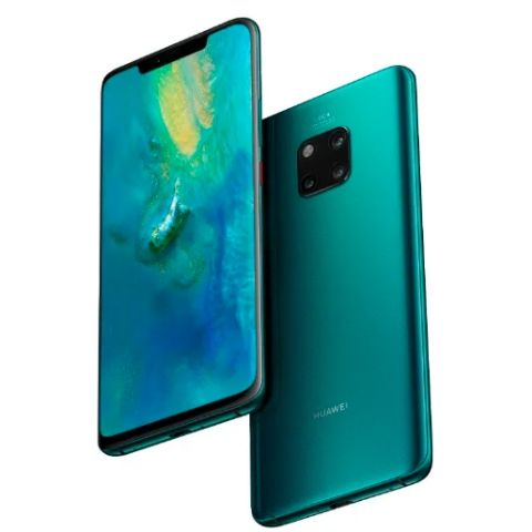 Huawei Mate 20 temporarily back on Google's Android Q beta website