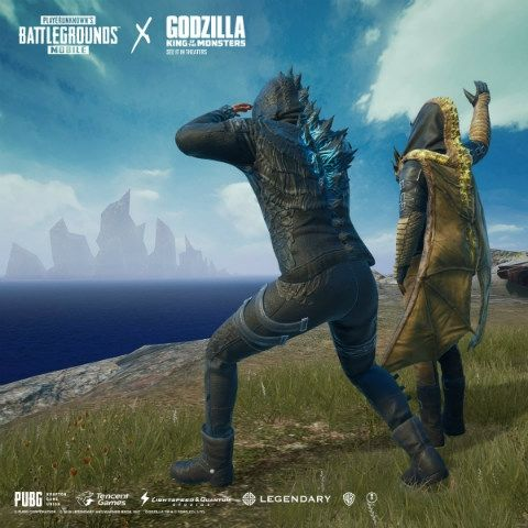 PUBG Mobile: Where to find the Godzilla-themed easter eggs