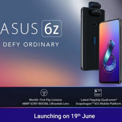 Asus ditches 'ZenFone' moniker, will launch ZenFone 6 as Asus 6z in India on June 19 following Delhi High Court ruling
