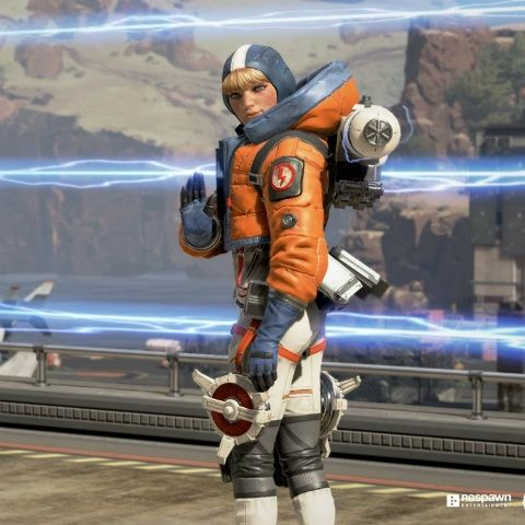 Apex Legends new character Wattson can set up perimeter defence, Interception Pylon and more