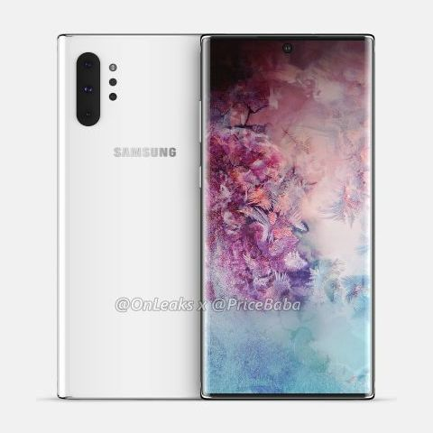 Samsung Galaxy Note 10 could launch in two sizes, 4170mAh battery