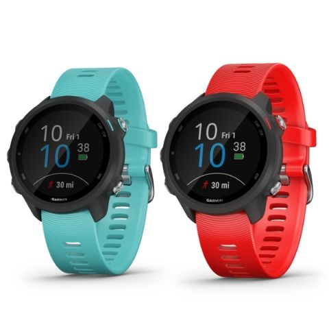 a6d41b6cdeb077 Garmin India launches 'Forerunners' 245 and 245 Music smartwatches
