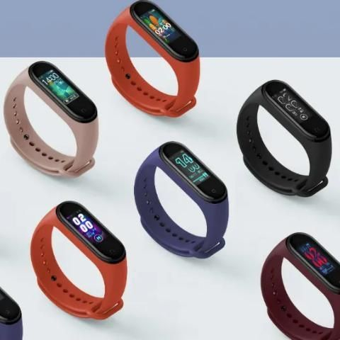 Xiaomi Mi Band 4 with 0.95-inch AMOLED colour display, up to 20 days of battery life launched