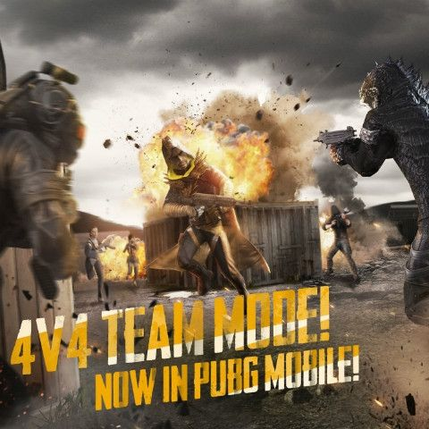 Pubg Mobile 0.13.0 update rolling out today, brings Team Deathmatch Mode, Godzilla theme and more