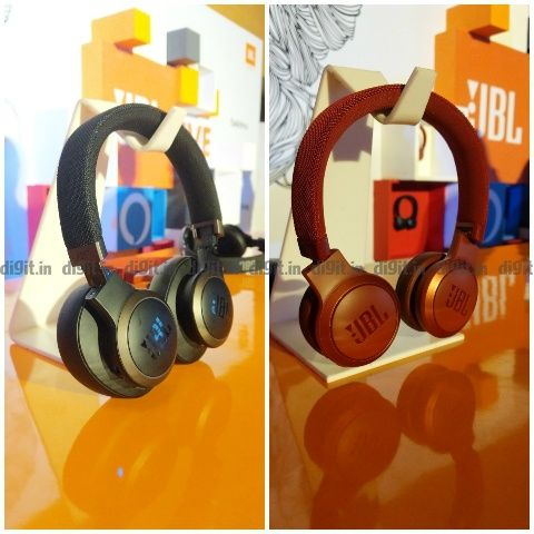 JBL Live 650BTNC, Live 400BT and Live 500BT headphones launched in India starting at Rs 7,899