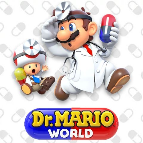 Nintendo's Dr Mario World mobile game has a release date