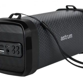 Astrum launches 'Bass Barrel Speaker' ST290 at Rs 1690