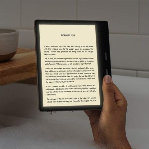 Amazon Kindle Oasis (10th Gen) with adjustable warm light, 4G connectivity launched starting at Rs 21,999