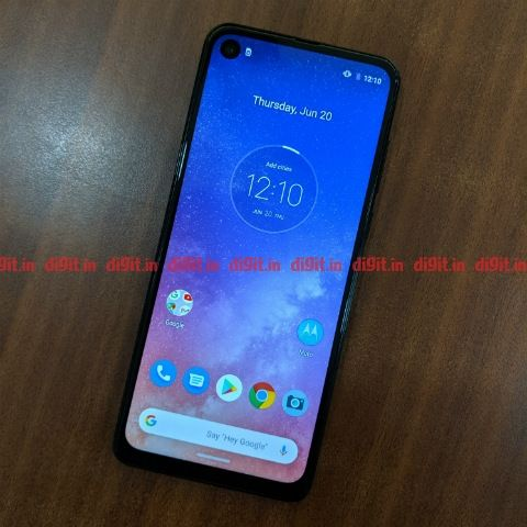 Motorola One Vision with punch-hole display goes on sale today: Price, specs, launch offers and all you need to know
