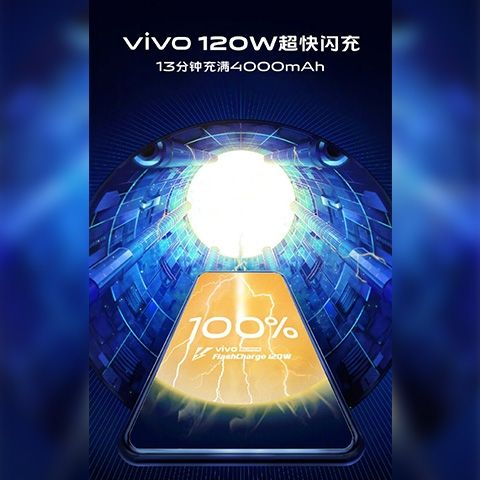 Vivo shows off 120W Super FlashCharge, can charge 4000mAh battery in 13 minutes