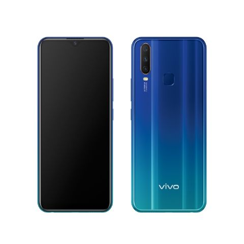 Vivo Y12 with 5000mAh battery, MediaTek Helio P22 SoC launched in India at Rs 12,490