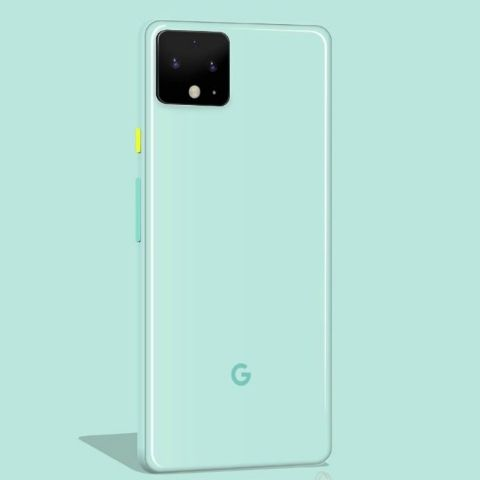 Google Pixel 4 renders reveal new Mint colour with yellow power button