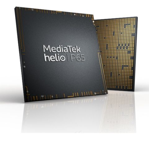 MediaTek Helio P65 processor with Arm G52-class GPU launched
