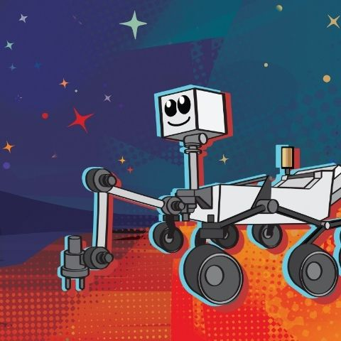 NASA is launching a contest for naming its 2020 Mars rover