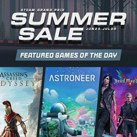 Steam Summer Sale 2019 is now live with deals and discounts on numerous titles