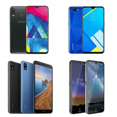 Redmi 7A vs Realme C2 vs Samsung Galaxy M10 vs Nokia 2.2: In-depth spec comparison