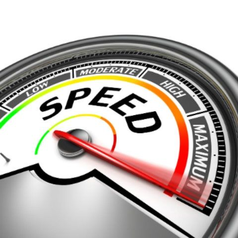 How much speed do you need?