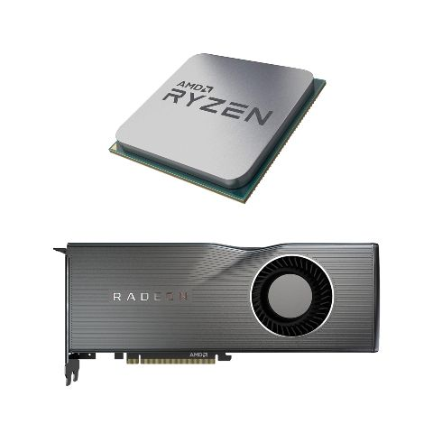 AMD Ryzen 3000 CPUs and Radeon RX 5700 series of graphics cards launched in India