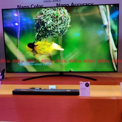 LG AI ThinQ televisions with Amazon Alexa, Apple AirPlay 2 support launched in India